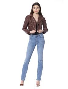 Silvian Heach Brownchocolate Jackets & Coat