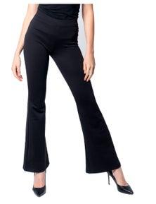 Only Women's Trousers In Black
