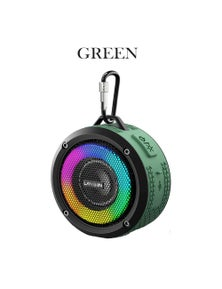 Waterproof Outdoor Wireless Bluetooth Speaker with LED Lights