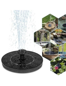 Floating Solar Fountain Pump