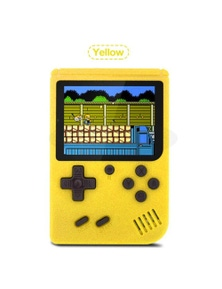 Built-in 500 Games Portable Game Console
