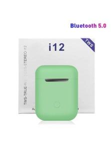 i12 Wireless Bluetooth Earphones Headset