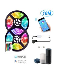 Smartphone Controlled LED Strip Light Kit