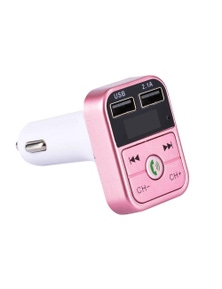3-in-1 Car Wireless Car Bluetooth FM Transmitter