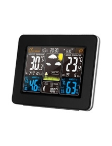 Weather Station Alarm Clock - LCD Display