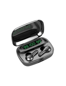 Wireless Earphone Bluetooth V5.0 for Music and Phone with Charging Case