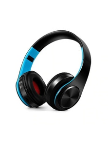 Wireless Bluetooth Headphones with TF Card Slot