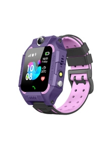 Kids Waterproof Smart Watch with Touch Camera SOS Watch - Nano SIM