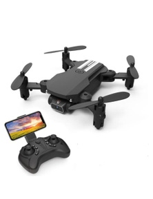 4K HD Remote Control Fixed Height Mini Folding Aerial Camera Drone for Aerial Photography