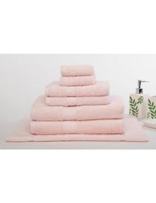 Mild Touch 650GSM Luxury Egyptian Cotton 7 Pieces Bath Towel Set