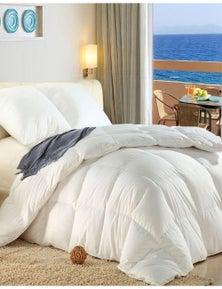 Linen Comfort Luxury 400GSM Bamboo Quilt / Doona Duvet
