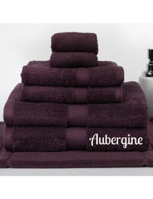 Linen Comfort Brand New 7 Pieces 100% Cotton Bath Towel Set