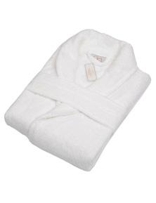 Mild Touch 550GSM Luxury 100% Egyptian Cotton Terry Towelling Bath Robe/ Bathrobe