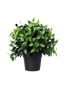 Designer Plants Small Potted Artificial Jasmine Plant UV Resistant