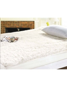 Ramesses Fitted Electric Blanket Wool Underlay