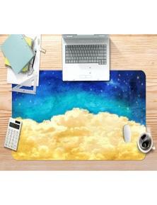 AJ 3D Sky Stars 144 Non-Slip Office Desk Mouse Mat