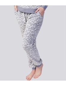 Magnolia Lounge Engraved Fleece Lounge Pant