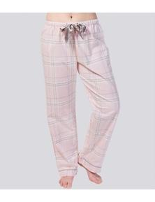 Magnolia Lounge Winter'S Bloom Full Length Flannelette Pant