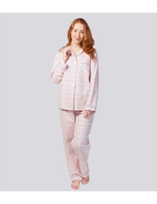 Magnolia Lounge Winter'S Bloom Flannelette Pyjama Set
