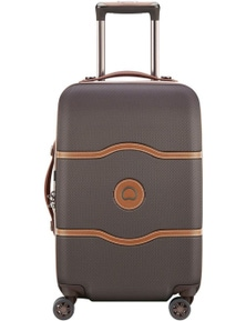 Delsey 55cm Chatelet Air 4 Double-Wheel Cabin Trolley Case