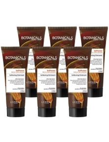 Loreal 100ml Botanicals Safflower Rich Infusion Softening Ointment 6PK