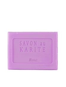 Plantes & Parfums Rose Shea Butter Marseille Soap 100g