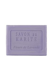 Plantes & Parfums Lavender Flowers Shea Butter Marseille Soap 100g