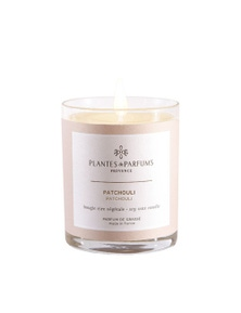 Plantes & Parfums 180g Perfumed Hand Poured Candle - Lemon Meringue