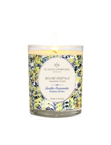 Plantes & Parfums 180g Perfumed Hand Poured Candle - Hanging Garden
