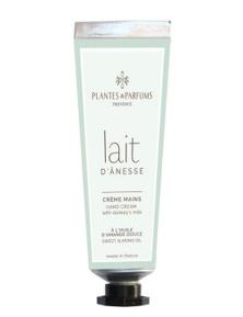 Plantes & Parfums 30ml Hand cream with Donkey's Milk - Almond