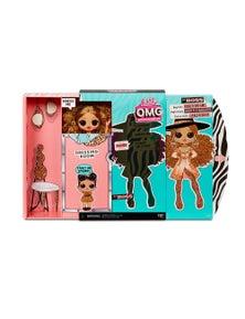 L.O.L. Surprise Omg Doll Wave 3 Kids Toys - Da Boss