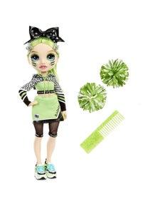Rainbow High Cheer Doll - Jade Hunter