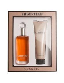 Lagerfeld 2Pc by Karl Lagerfeld for Male (125ML) Eau de Toilette - GIFT SET