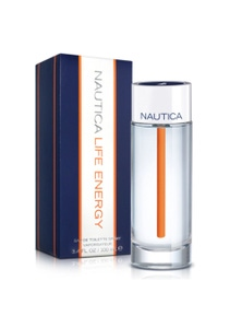 Nautica Life Energy Eau De Toilette Spray 100ml