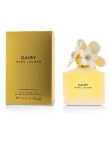 Marc Jacobs Daisy Eau De Toilette Spray (Anniversary Edition) 100ml