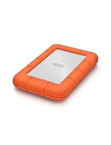 "LaCie Rugged Mini Portable 2.5"" Hard Drive 1TB"