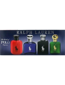 Ralph Mini Set 4Pc by Ralph Lauren for Male (7ML) Eau de Toilette - MINI SET