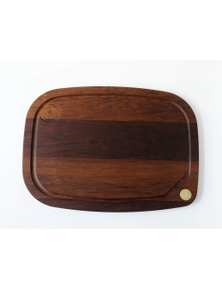 Berard France Large Hornbeam Wood Carving Board 'Nerro'