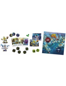 King Of Tokyo Board Game Party Home Games - 2nd Edition