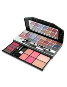 Cameleon MakeUp Kit G1672 (24xE/shdw, 1xE/Pencil, 4xL/Gloss, 4xBlush, 2xPressed Pwd..) - 2