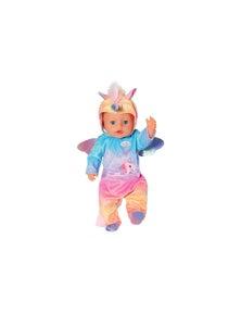 Baby Born Onsie Unicorn For 43Cm Dolls