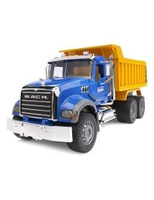 Bruder 1 16 MACK Granite Tip Truck