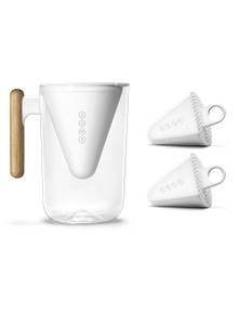 Soma Filter Jug 2.3L White & 2Pk Soma Filters Combo