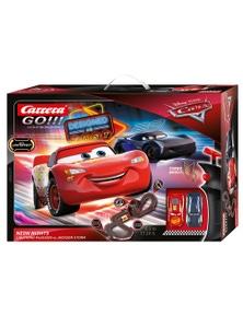 Carrera Go 1:43 Slot Racing System Disney Pixar Cars Neon Lights