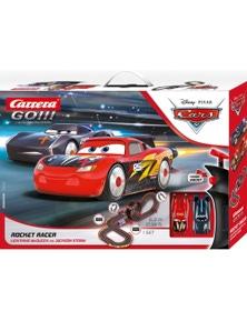 Carrera Go Disney Pixar Cars 1:43 Slot Racing System
