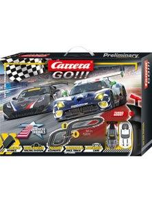 Carrera Go! Onto The Podium 1:43 Slot Racing System