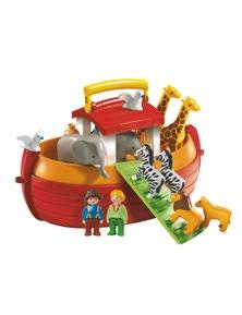 Playmobil - 1.2.3 My Take Along Noahs Ark