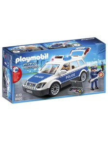 Playmobil - Police Car with Lights and Sound