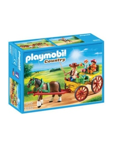 Playmobil - Horse-Drawn Wagon