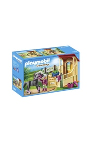Playmobil - Horse Stable with Arabian Horse
